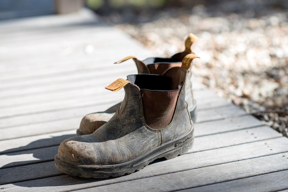 靴 おろす 新しい を